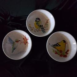 3 Bird Bowls