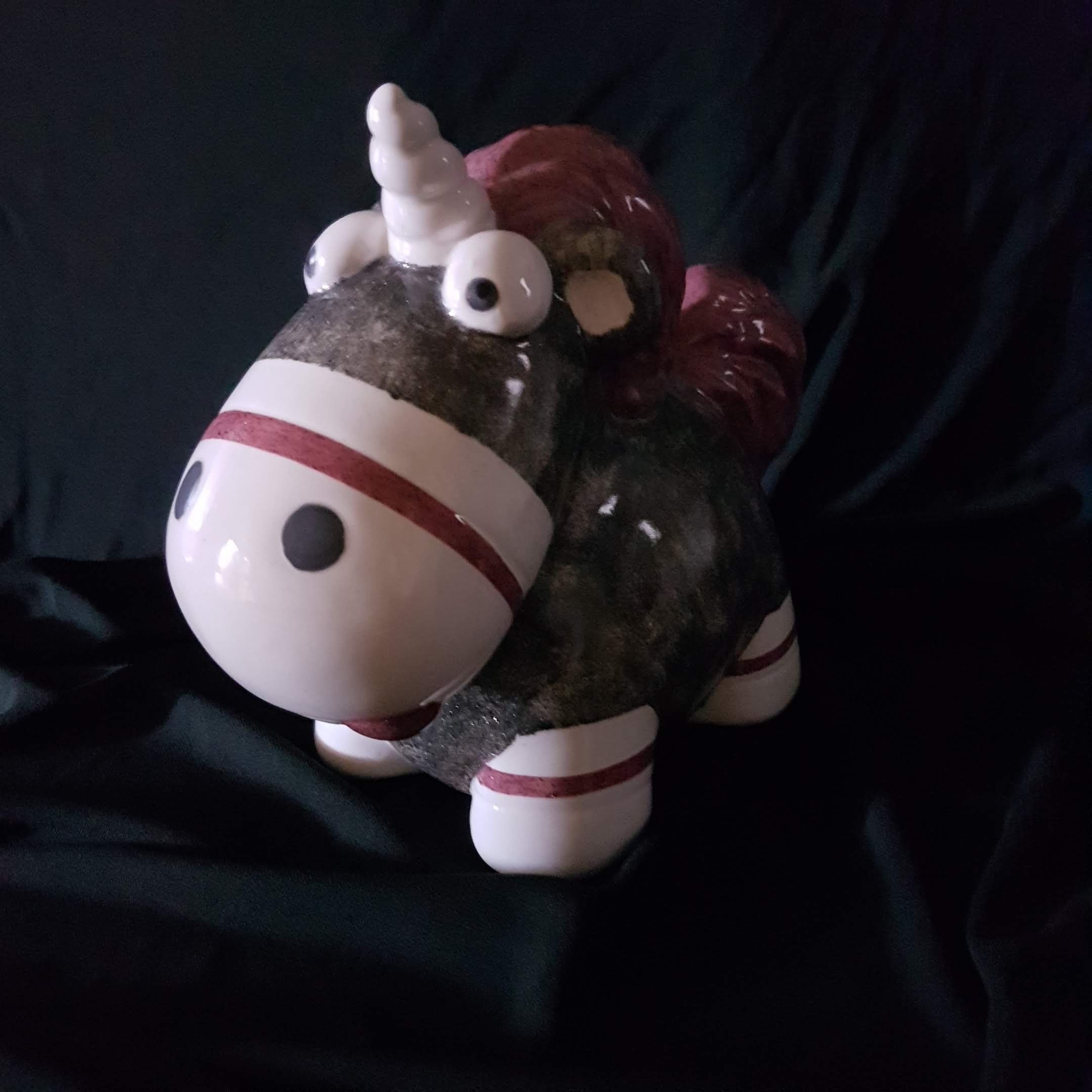 Sock 'Monkey' Unicorn