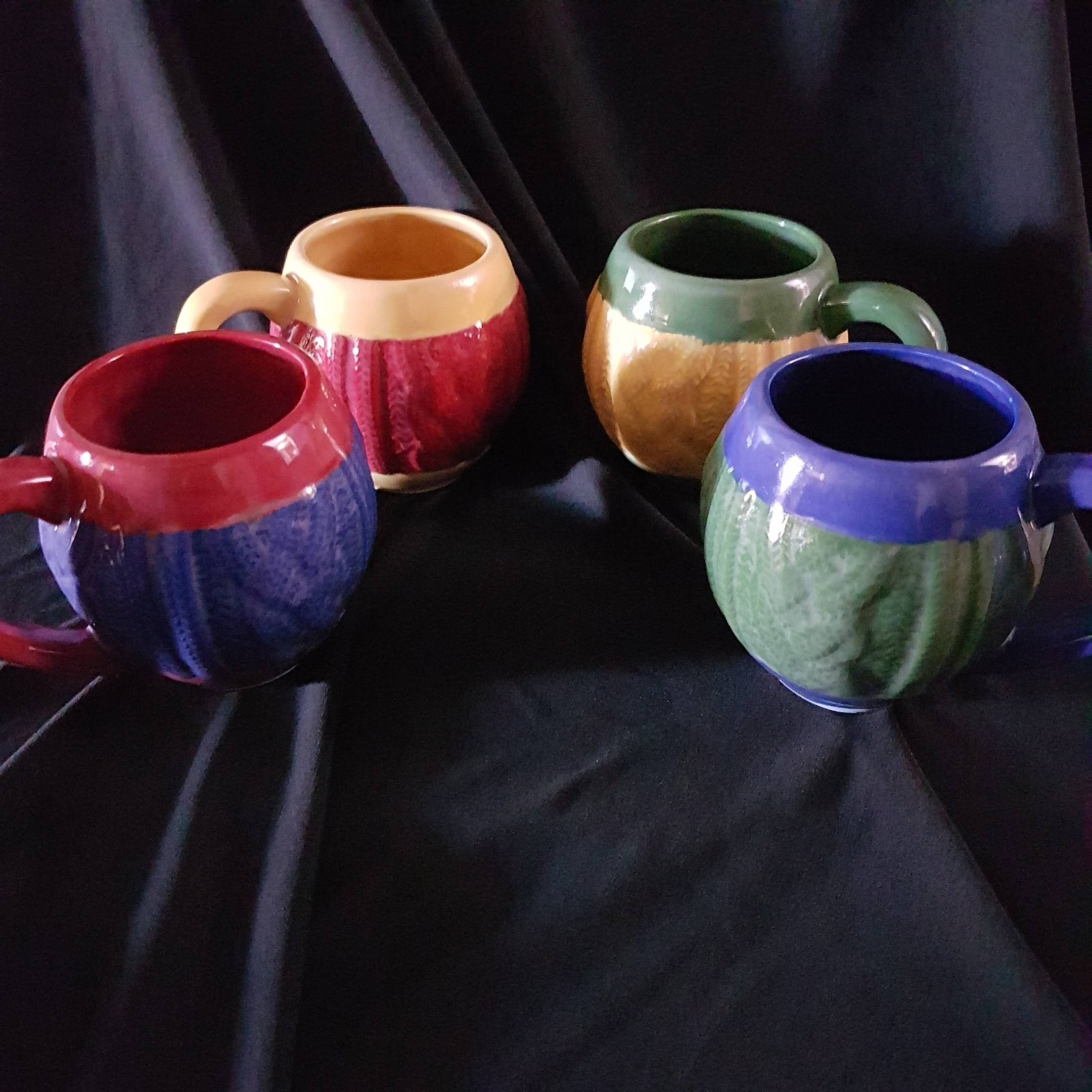 Warm Wooly Mugs