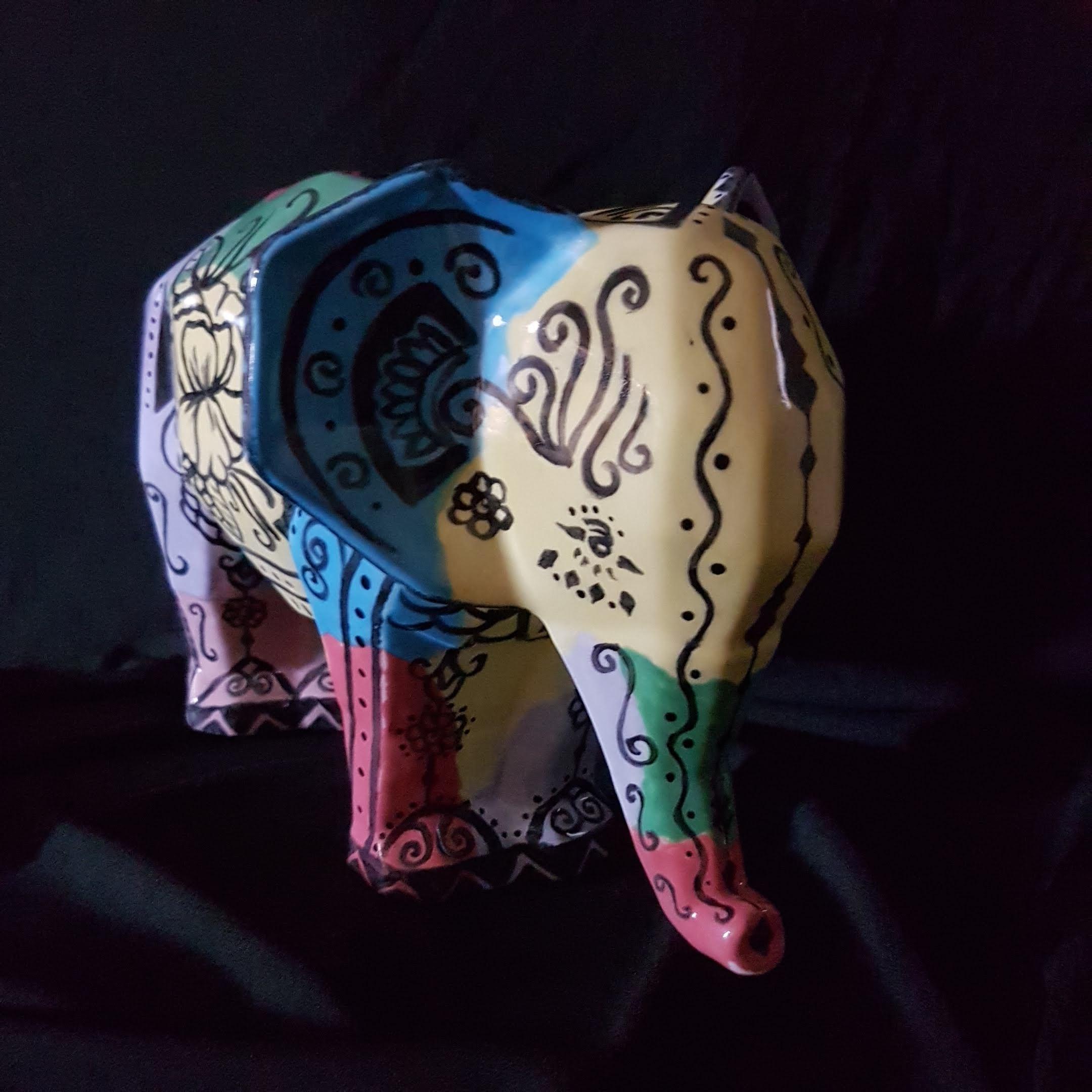 Intricate Elephant