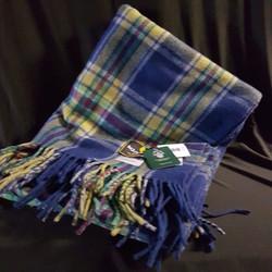 Stratford Tartan Blanket