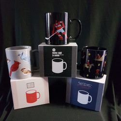 Set of 3 Canadian Mugs