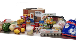 Food Drives During Covid