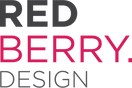 RedBerry Design Logo