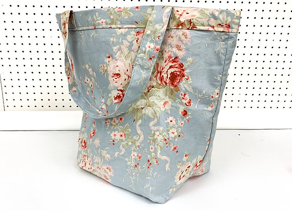XL Village Bag (chill flowers)