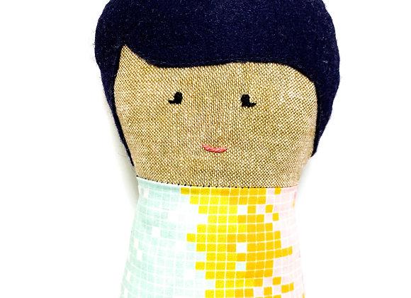 Rise Folk Doll (Masie)