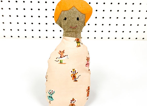 Rise Folk Doll (Clara)