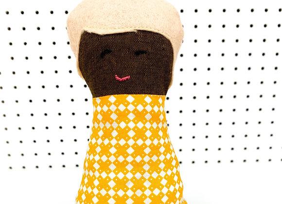 Rise Folk Doll (Midge)