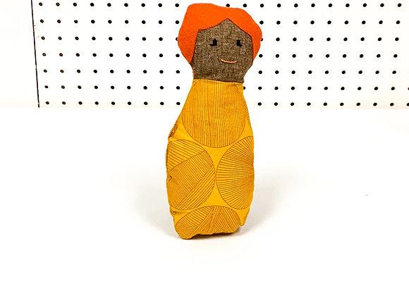 Rise Folk Doll (Lenora)