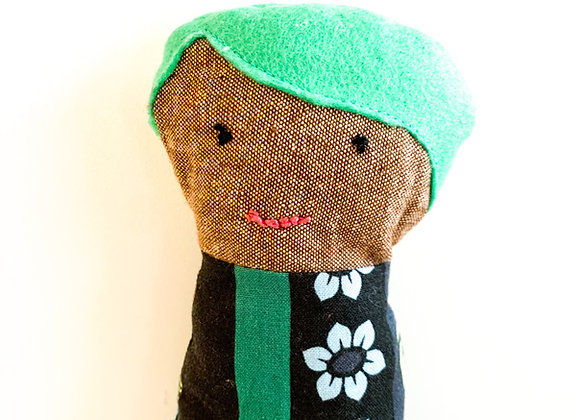 Rise Folk Doll (Maria)