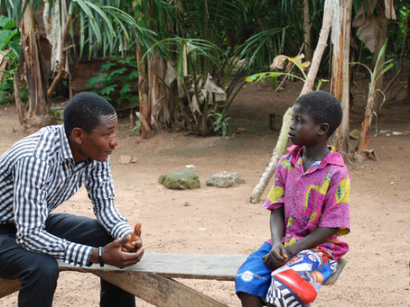 Ghana Staff: Meet Victor