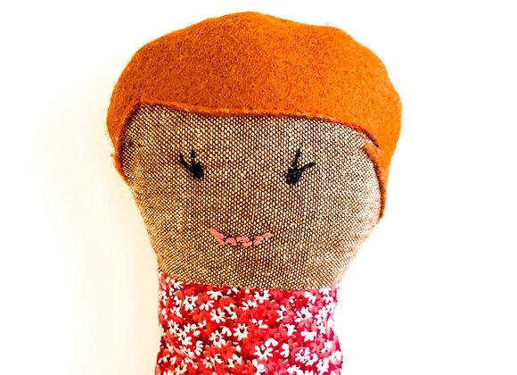 Rise Folk Doll (Gery)