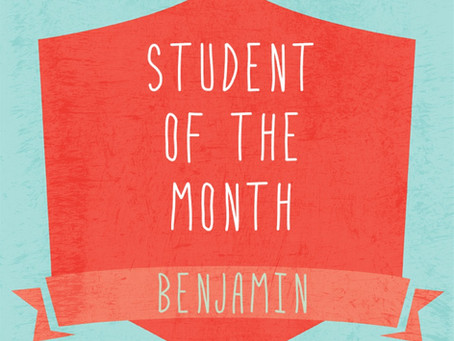 Meet Benjamin
