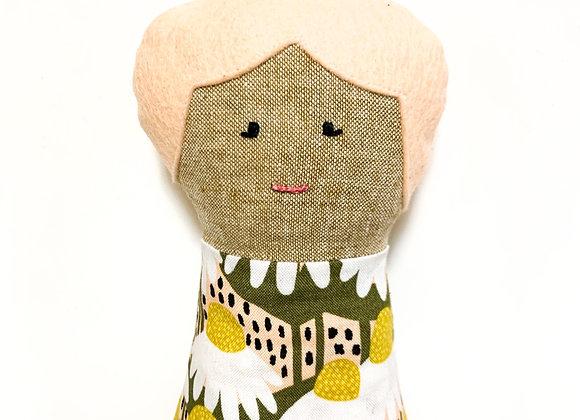 Rise Folk Doll (Barbara)