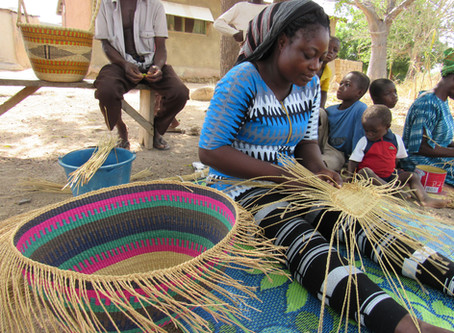 The Making of Your Basket