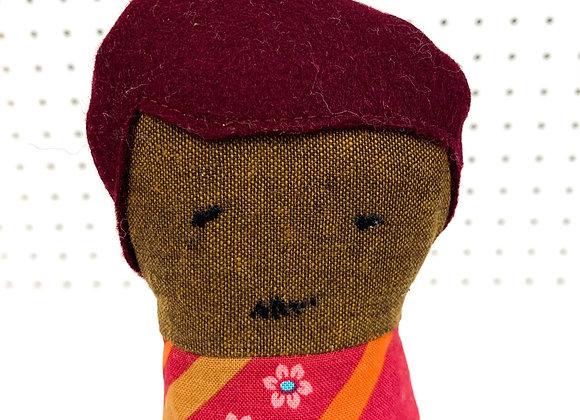 Rise Folk Doll (Pepper)