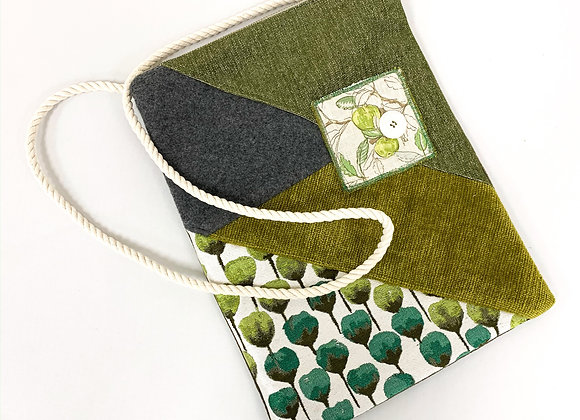 RiSE Bag (shades of green)