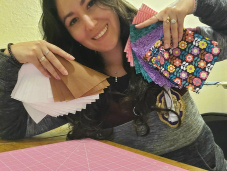 Quilting Class via YouTube? Sure!