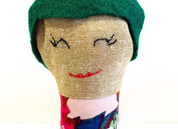 Rise Folk Doll (Naomi)