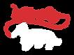 White Wolfy - Branco e Vermelho Escuro - meio termo.png