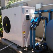 26 KW Its swimming pool heat pump