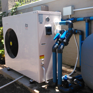 26 KW Its swimming pool heat pump