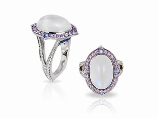 Moonstone Ring Earns Spectrum Award