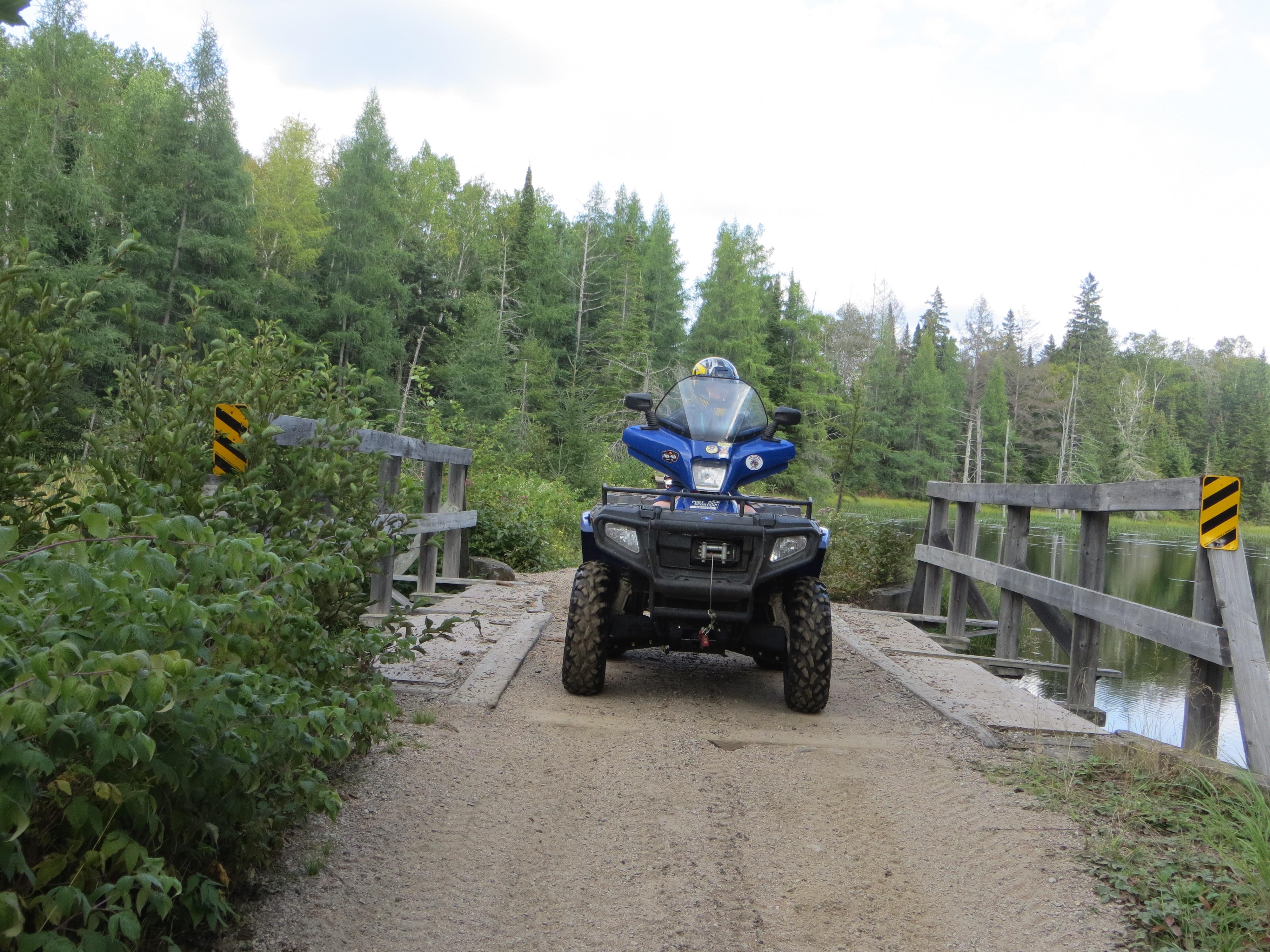 Seguin ATV Trail