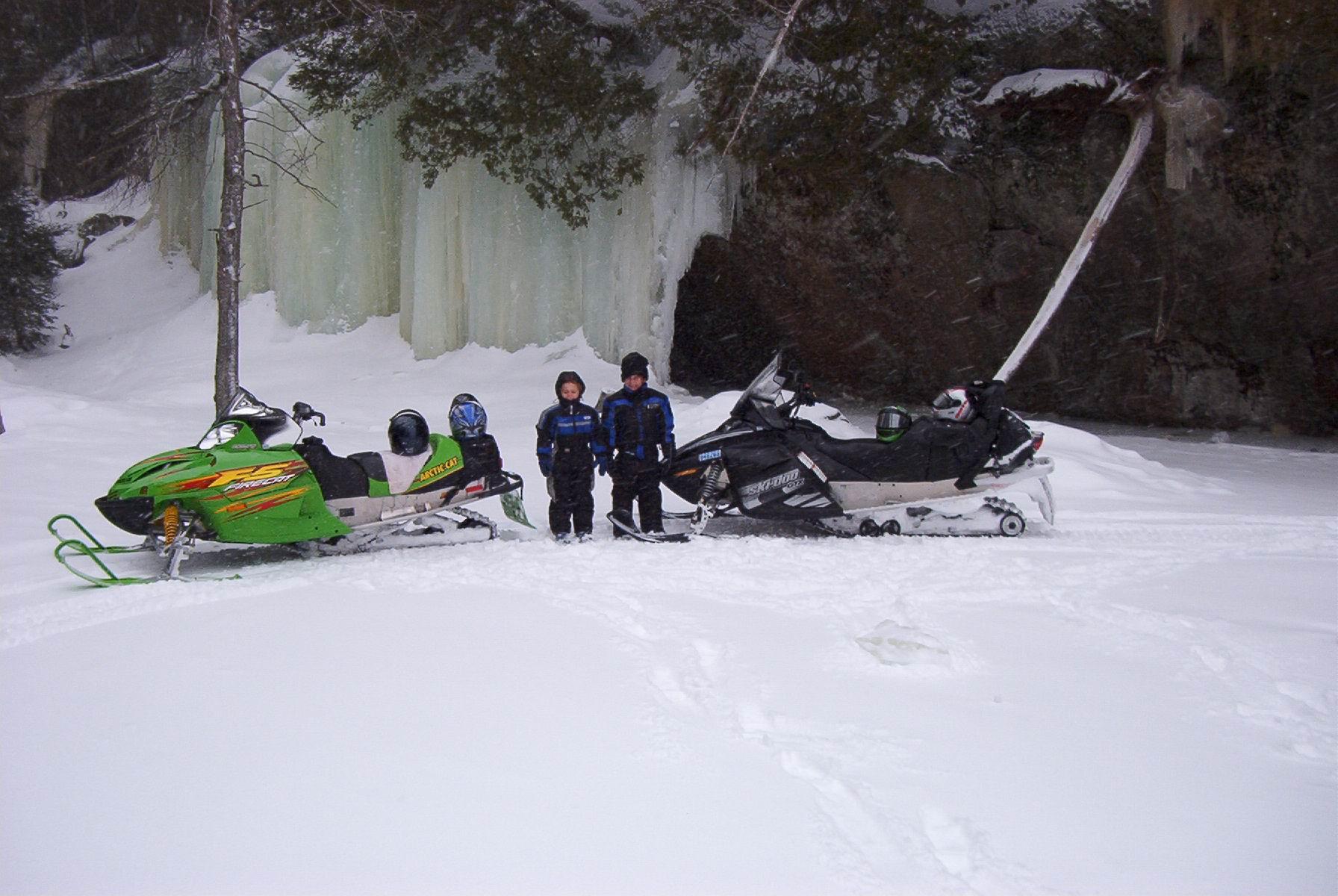 Ice Caves Kearney
