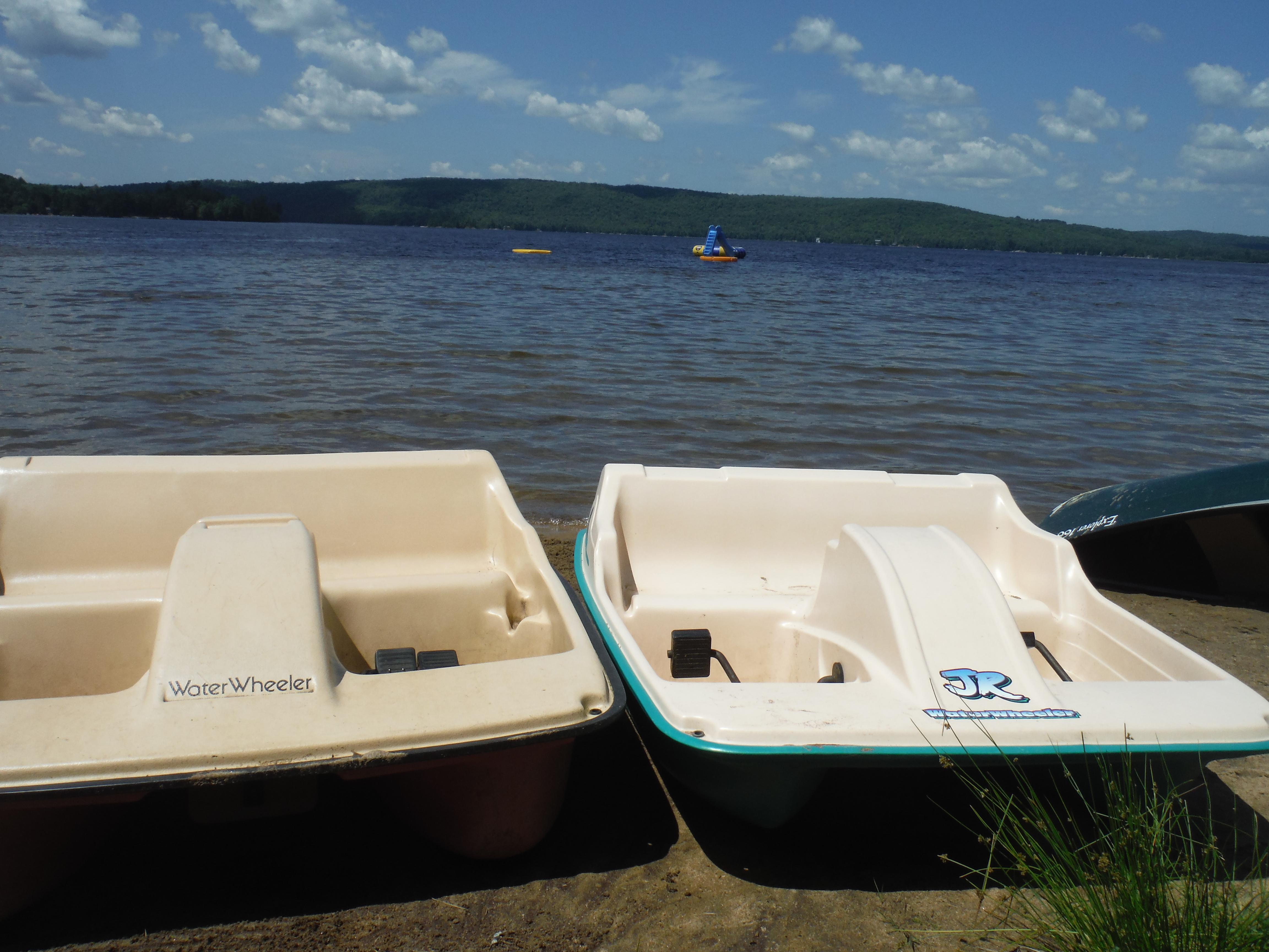Pedal Boat Fun