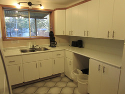 Large Chalet Kitchen