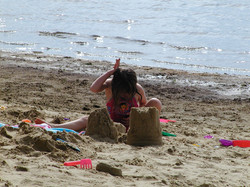 Kids Beach Fun