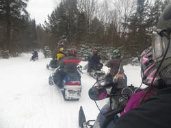 Group Snowmobile Trips
