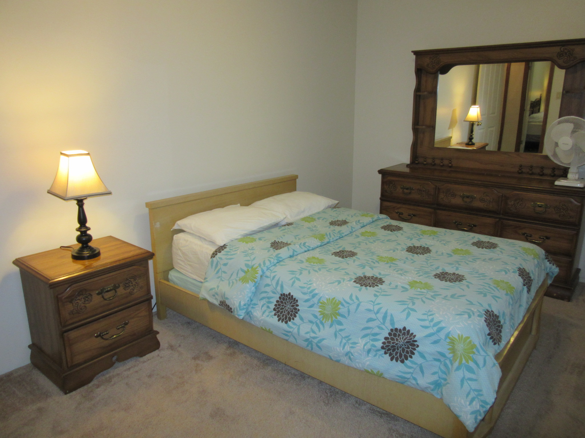 Chalet Double bed