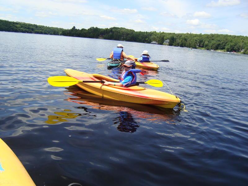 Kayaking Fun