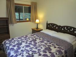 Chalet Queen Bedroom