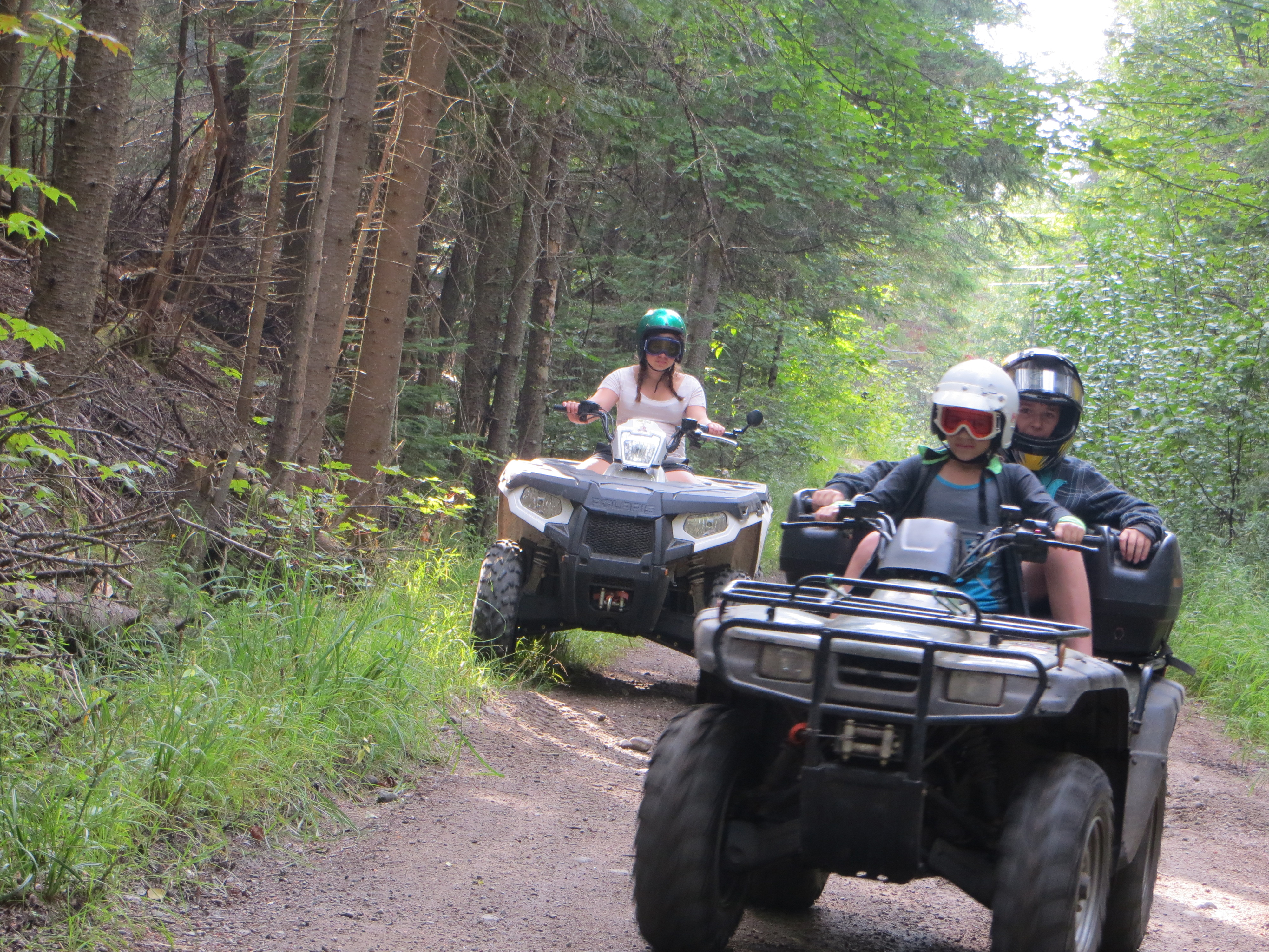 Family ATV Getaways