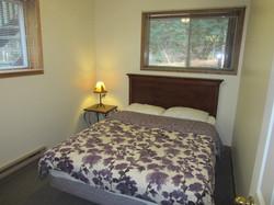 Queen Bedroom Chalet