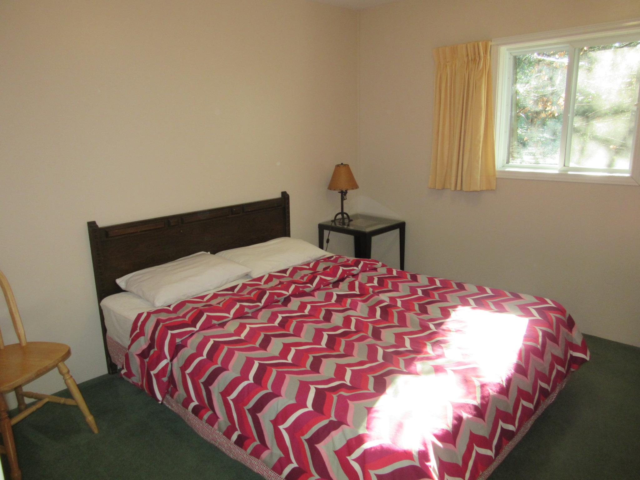 Loft #5 Queen Bedroom