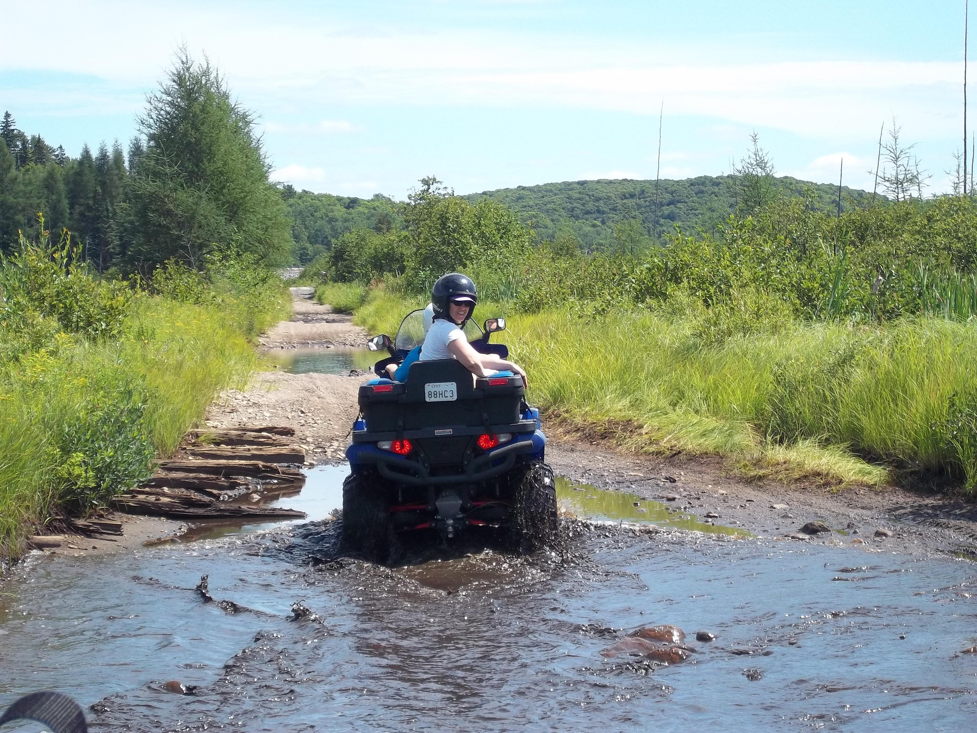 ATV Getaway