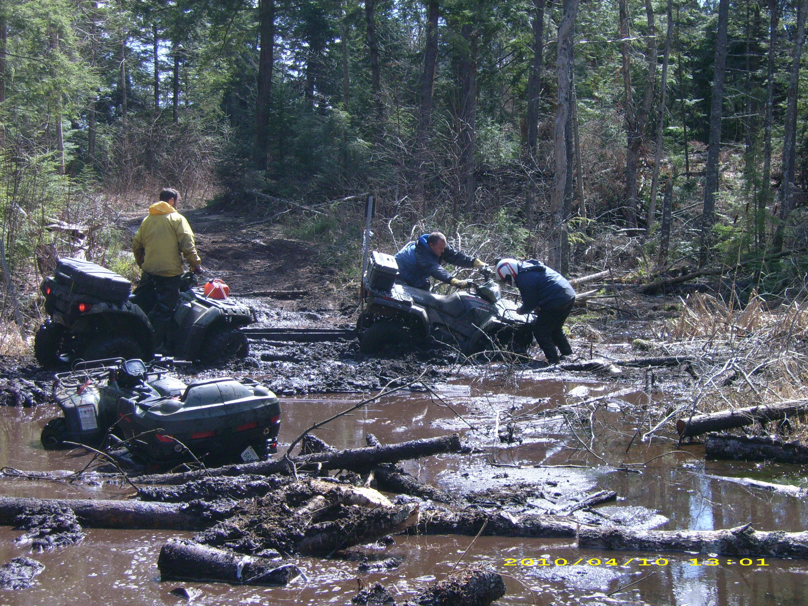 Best Kearney ATV Trails