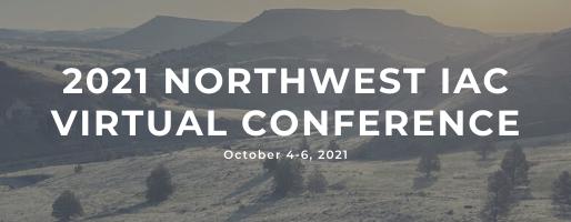 2021 Northwest IAC Conference