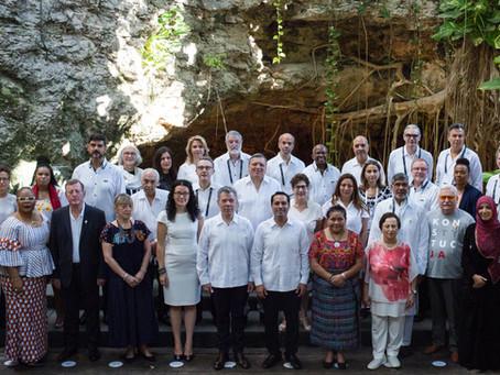Når Nobel-fredsprisvinnere møtes – Make your mark for peace!