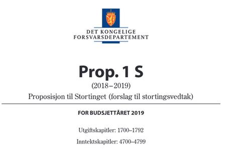 Kronikk i Ny Tid: Forsvarsbudsjett for økt konfrontasjon  – Er det klokt å undergrave norsk ba