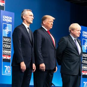 NATO-toppmøte i opprustingens tegn