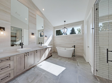 Infill ensuite