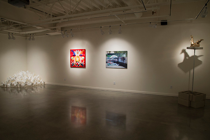 Alienation (Installation View)