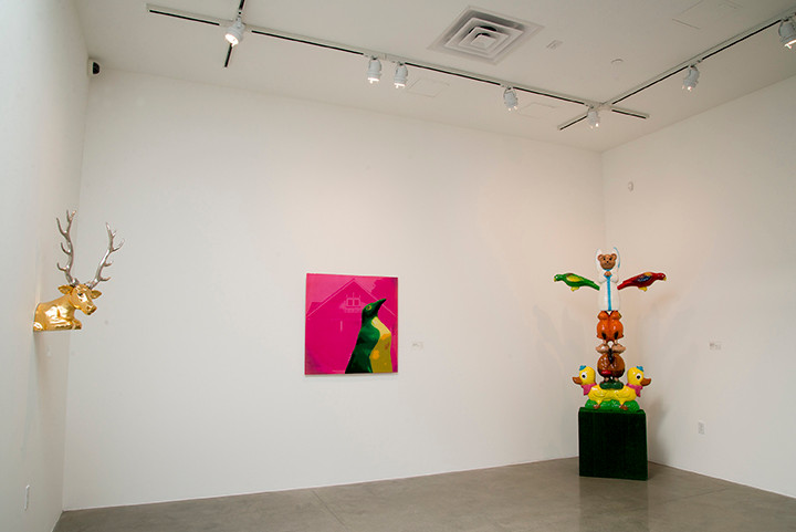 Assimilation (Installation View)