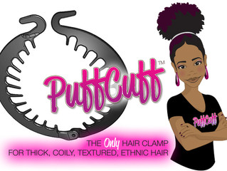 Introducing The PuffCuff Hair Clamp