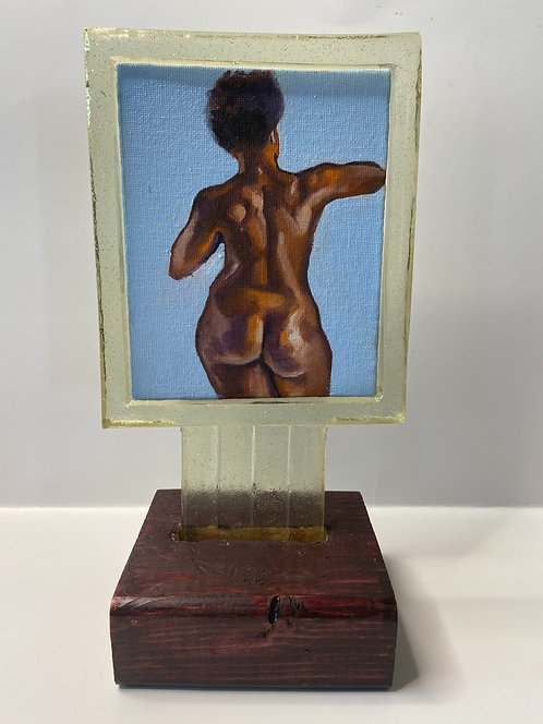 Pocket Nude: Pthalo Side
